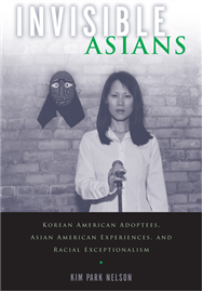 Invisible Asians book cover